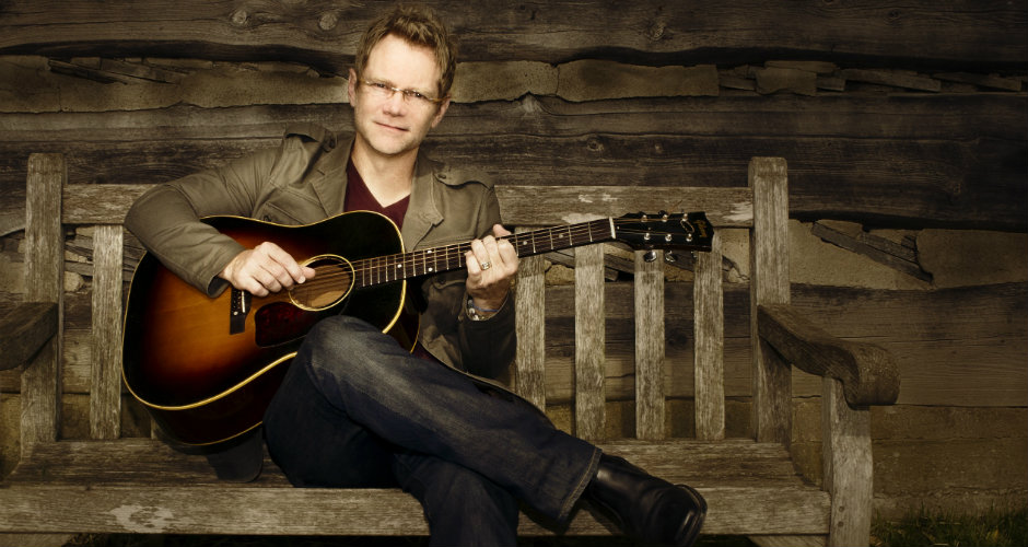 "Steven Curtis Chapman Said to Tell Me ""Hey!"""