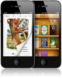 iBooks on the iPhone